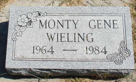 WIELING, MONTY GENE - Woodbury County, Iowa | MONTY GENE WIELING