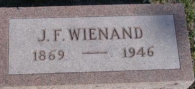WIENAND, J. F. - Woodbury County, Iowa | J. F. WIENAND