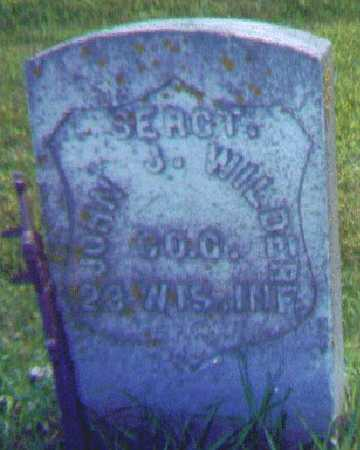 WILDER, JOHN J. - Woodbury County, Iowa | JOHN J. WILDER