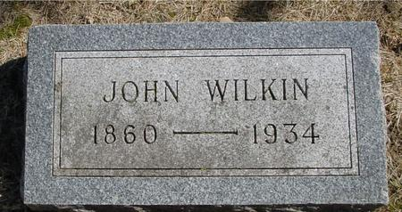 WILKIN, JOHN - Woodbury County, Iowa | JOHN WILKIN