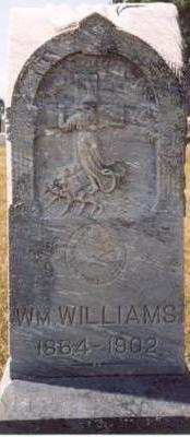 WILLIAMS, WILLIAM - Woodbury County, Iowa | WILLIAM WILLIAMS