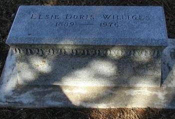 WILLIGES, ELSIE DORIS - Woodbury County, Iowa | ELSIE DORIS WILLIGES