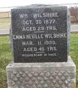 WILSHIRE, WILLIAM - Woodbury County, Iowa | WILLIAM WILSHIRE