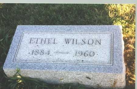 COLLEY WILSON, ETHEL - Woodbury County, Iowa   ETHEL COLLEY WILSON