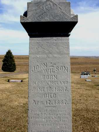 WILSON, JOHN - Woodbury County, Iowa | JOHN WILSON
