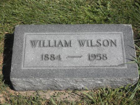 WILSON, WILLIAM - Woodbury County, Iowa | WILLIAM WILSON