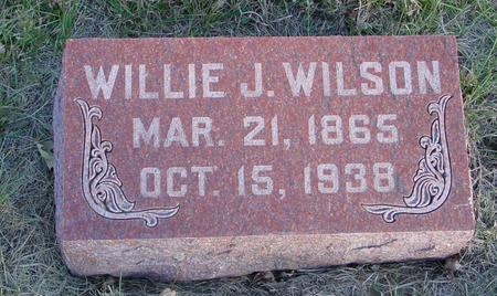 WILSON, WILLIE J. - Woodbury County, Iowa | WILLIE J. WILSON