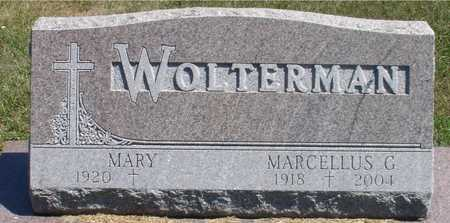 WOLTERMAN, MARCELLUS G. - Woodbury County, Iowa   MARCELLUS G. WOLTERMAN