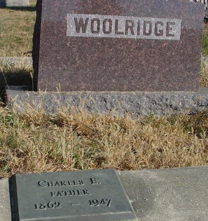 WOOLRIDGE, CHARLES E. - Woodbury County, Iowa | CHARLES E. WOOLRIDGE