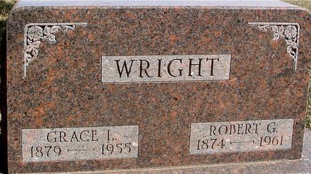 WRIGHT, ROBERT & GRACE - Woodbury County, Iowa | ROBERT & GRACE WRIGHT