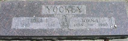 YOCKEY, JOHN L. - Woodbury County, Iowa | JOHN L. YOCKEY
