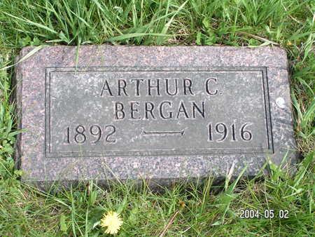 BERGAN, ARTHUR C. - Worth County, Iowa | ARTHUR C. BERGAN