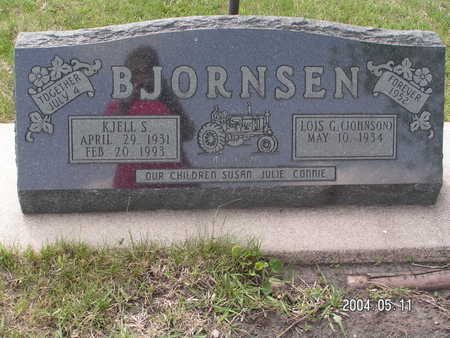 BJORNSEN, KJELL S. - Worth County, Iowa | KJELL S. BJORNSEN