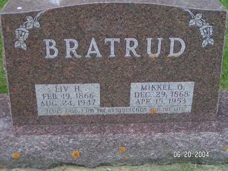 BRATRUD, MIKKEL O. - Worth County, Iowa | MIKKEL O. BRATRUD