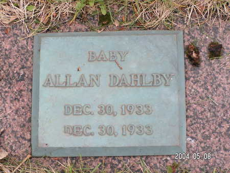 DAHLBY, ALLAN - Worth County, Iowa | ALLAN DAHLBY