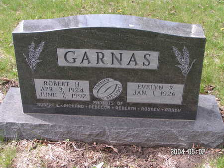 GARNAS, ROBERT H. - Worth County, Iowa | ROBERT H. GARNAS