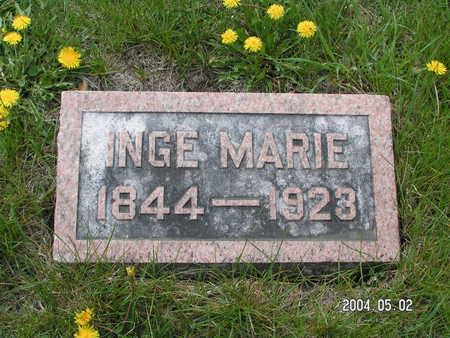 GROSLAND, INGE MARIE - Worth County, Iowa | INGE MARIE GROSLAND