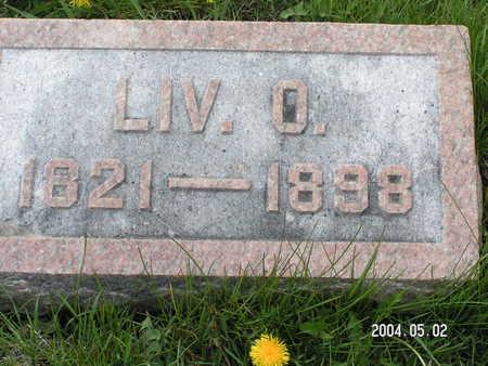 GROSLAND, LIV O. - Worth County, Iowa   LIV O. GROSLAND