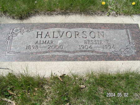 HALVORSON, ALMAR - Worth County, Iowa | ALMAR HALVORSON