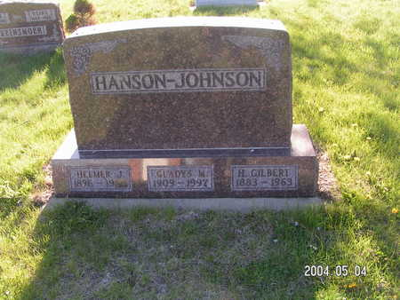 HANSON-JOHNSON, H. GILBERT - Worth County, Iowa | H. GILBERT HANSON-JOHNSON