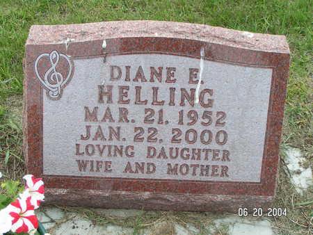 HELLING, DIANE E. - Worth County, Iowa | DIANE E. HELLING