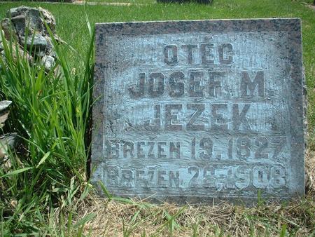 JEZEK, JOSEF - Worth County, Iowa | JOSEF JEZEK