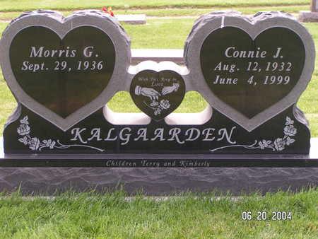 KALGAARDEN, CONNIE J. - Worth County, Iowa | CONNIE J. KALGAARDEN
