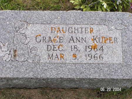 KUPER, GRACE ANN - Worth County, Iowa | GRACE ANN KUPER