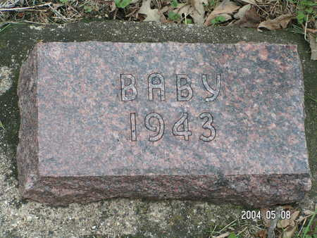 LEVORSON, BABY - Worth County, Iowa | BABY LEVORSON