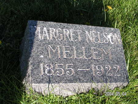 MELLEM, MARGRET (NELSON) - Worth County, Iowa | MARGRET (NELSON) MELLEM