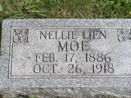 MOE, NELLIE LEIN - Worth County, Iowa | NELLIE LEIN MOE