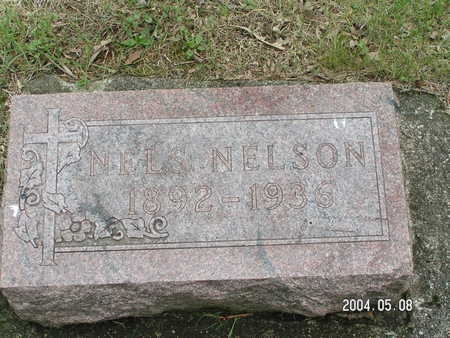 NELSON, NELS - Worth County, Iowa | NELS NELSON