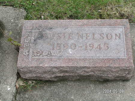 NELSON, SUSIE - Worth County, Iowa | SUSIE NELSON
