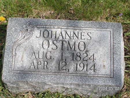 OSTMO, JOHANNES - Worth County, Iowa | JOHANNES OSTMO