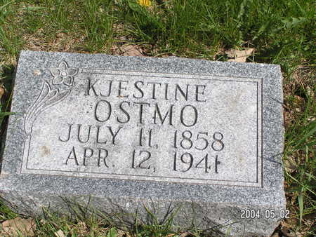 OSTMO, KJESTINE - Worth County, Iowa | KJESTINE OSTMO