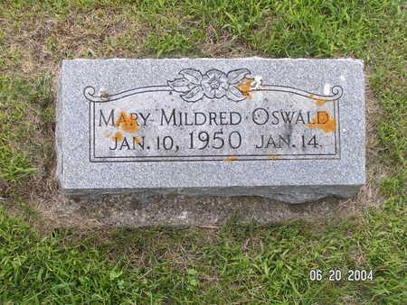 OSWALD, MARY MILDRED - Worth County, Iowa | MARY MILDRED OSWALD