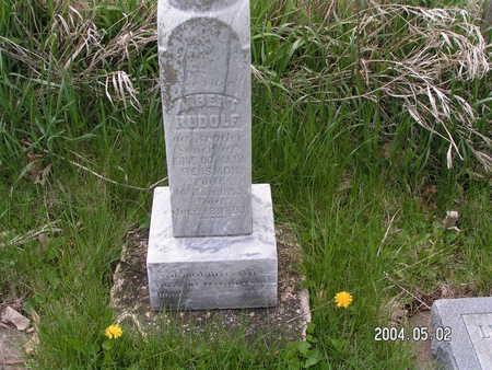 RENSMON, ALBERT RUDOLF - Worth County, Iowa | ALBERT RUDOLF RENSMON