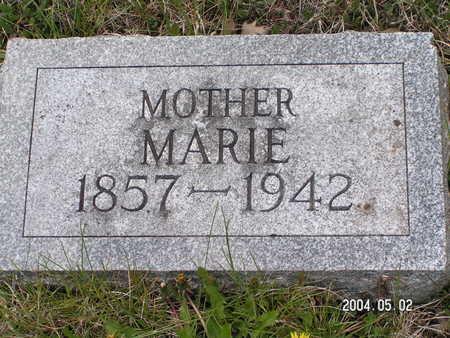 RENSMON, MARIE - Worth County, Iowa | MARIE RENSMON