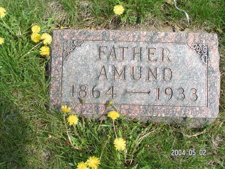 SANDEN, AMUND - Worth County, Iowa | AMUND SANDEN