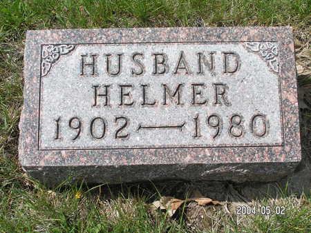 SANDEN, HELMER - Worth County, Iowa | HELMER SANDEN