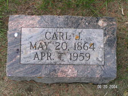 SETER, CARL J. - Worth County, Iowa | CARL J. SETER