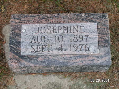 SETER, JOSEPHINE - Worth County, Iowa | JOSEPHINE SETER