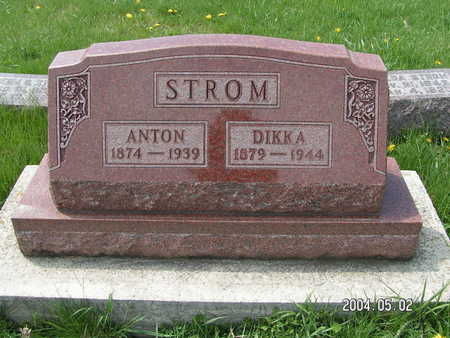 STROM, ANTON - Worth County, Iowa | ANTON STROM