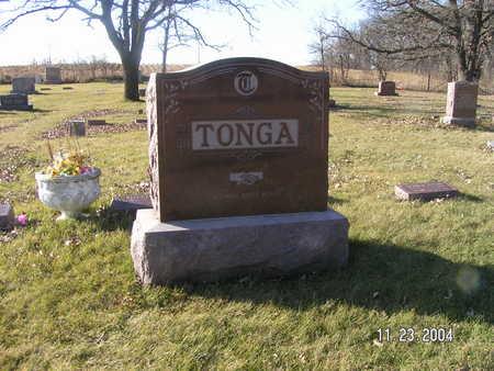 TONGA, (FAMILY STONE) - Worth County, Iowa | (FAMILY STONE) TONGA