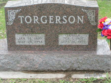 TORGERSON, FRITZ G. - Worth County, Iowa | FRITZ G. TORGERSON