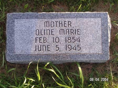 TORGESON, OLINE MARIE - Worth County, Iowa | OLINE MARIE TORGESON