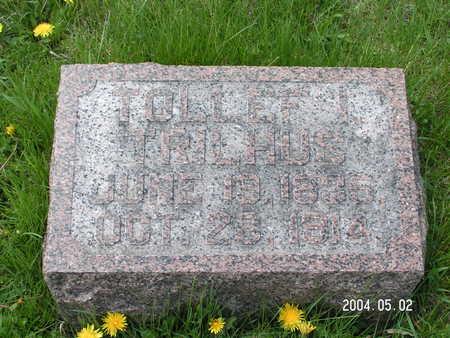 TRILHUS, TOLLEF I. - Worth County, Iowa | TOLLEF I. TRILHUS