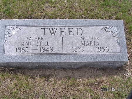 TWEED, KNUDT J. - Worth County, Iowa | KNUDT J. TWEED