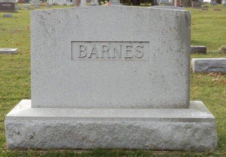 BARNES, SOLON ARTHUR - Wright County, Iowa   SOLON ARTHUR BARNES