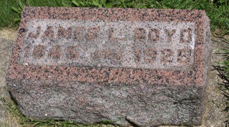 BOYD, JAMES - Wright County, Iowa | JAMES BOYD